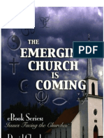 The Emerging Church is Coming
