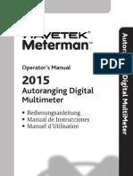 2015 Manual