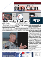 Morning Calm Weekly Newspaper - 11 November 2011