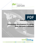 TransferLogix Leadership Development Case Study