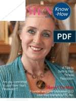 Women With Know How January 2012 Issue