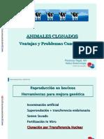 03_rigali_animales Clonados Ventajas y Problemas Conocidos