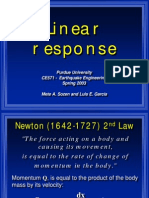 01 - Linear Response