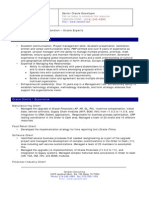 Oracle Consultant 0021