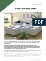 Radiosity Room - Lightwave 3D