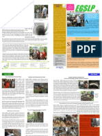 EGSLP Newsletter Vol. 4 January - March 2012
