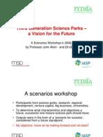 3rd Generation Science Parks John Allen