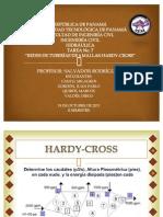 Tarea Hardy Cross
