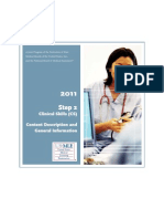 Step 2 Content Desc and Info