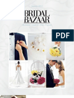 January 2012 Bridal Bazaar Exhibitor Directory