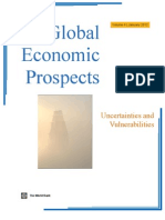 World Bank - Global Economic Prospects