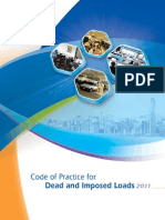 Code of Pactice for Dead and Imposed Loads 2011