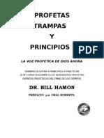 Bill Hamon-Profetas Trampas y Principios