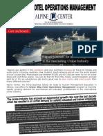 Cruise Ship Management English