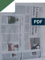 La Sinistra Al Prefetto_ Fermate Azione Giovani_ Corriere Del Mezzogiorno