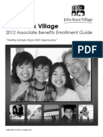 JKV 2012 Benefits Enrollment Guide