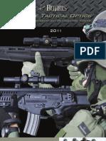 2011 Burris Tactical Catalog