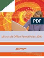 Material de Apoyo - Módulo 5 - Microsoft PowerPoint 2007