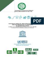 PERU - Guia Planeacion Simulacros Escuelas