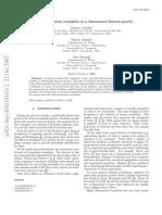 Mauricio Cataldo, Patricio Salgado and Paul Minning- Self–dual Lorentzian wormholes in n–dimensional Einstein gravity