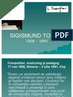SIGISMUND TODUTA