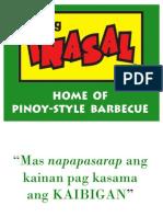 Mang Inasal Presentation 1