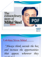 The Story of Lakshmi Nivas Mittal (1)