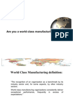Are You World Class Mfg