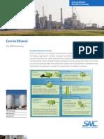 Renewable Corn Ethanol Production