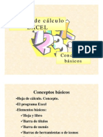Microsoft Power Point - La Hoja de Calculo EXCEL_Pdf