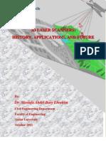 3D Laser Scanner Article Review