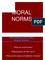 Moral Norms