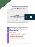 10. Closed-Loop Dynamics