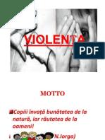 VIOLENTA POZE PP
