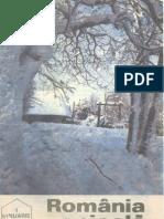 Romania Apicola 1991 Nr.1 Ianuarie