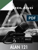 Midland Alan 121 Manual