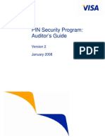 Visa Pin Security Program Auditors Guide