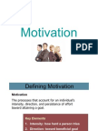 Motivation Bk