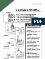 Zenoah_G231PUM-H-RC_G260-PU-M-H-RC_Manual