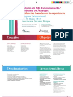 Programa Congreso Internacional _Asperger_Autismo Burgos