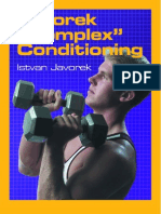 Javorek Complex Conditioning