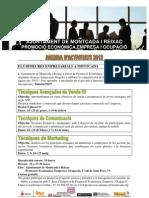 Activitats Area Empresa 2012