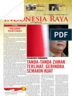 Tabloid Gema Indonesia Raya (Desember 2011)