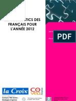 Les pronostics des Français pour 2012