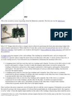 Motors - Reusing a Floppy Stepper Motor