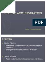 Direito Administrativo_Principios