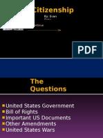 Citizenship Test #8