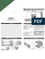 Manual Instalacao Portugues Gatter 3000 Deslizante