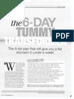 Tummy Diet