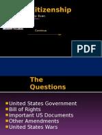 Citizenship Test #10